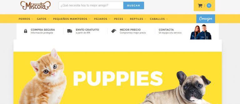 Miscotas.es tienda online