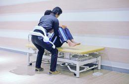 Global Robo Expo exoesqueleto lumbar