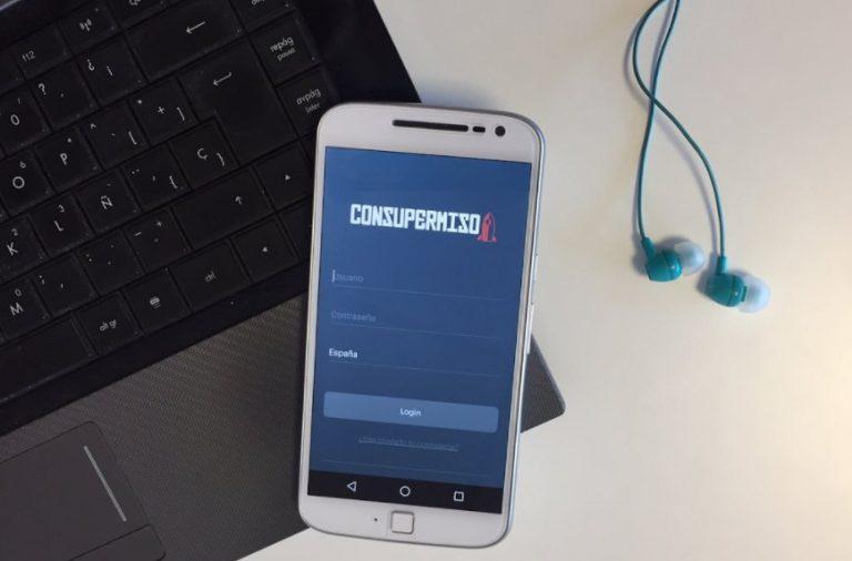 La nueva app de Consupermiso