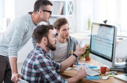 Informe sobre los salarios en marketing.