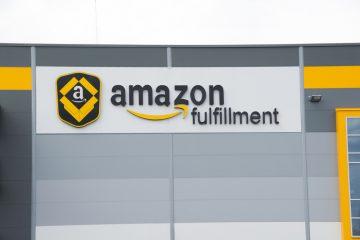 Centro Logístico de Amazon en Cataluña