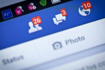 cambios en facebook