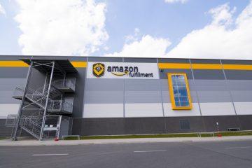 Amazon creará 15.000 empleos en Europa