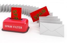 Correo electrónico spam