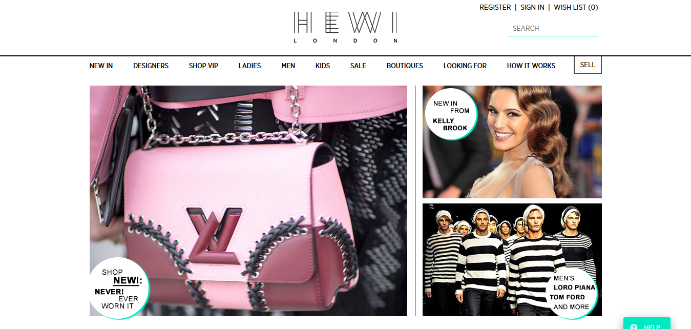 Tienda online de Hardly Ever Worn It.