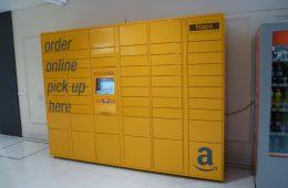 La red de Amazon Lockers abarcará 120 taquillas automatizadas