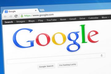 Índice de búsqueda de Google