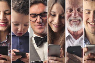 app mobile usuarios
