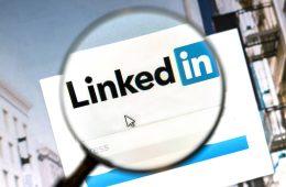 LinkedIn muestra los datos de usuario
