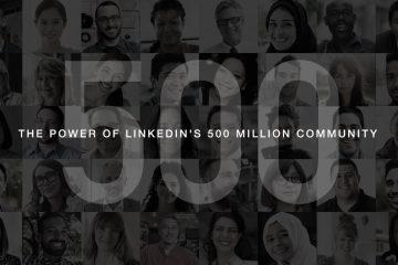 Linkedin alcanza los 500 millones de usuarios