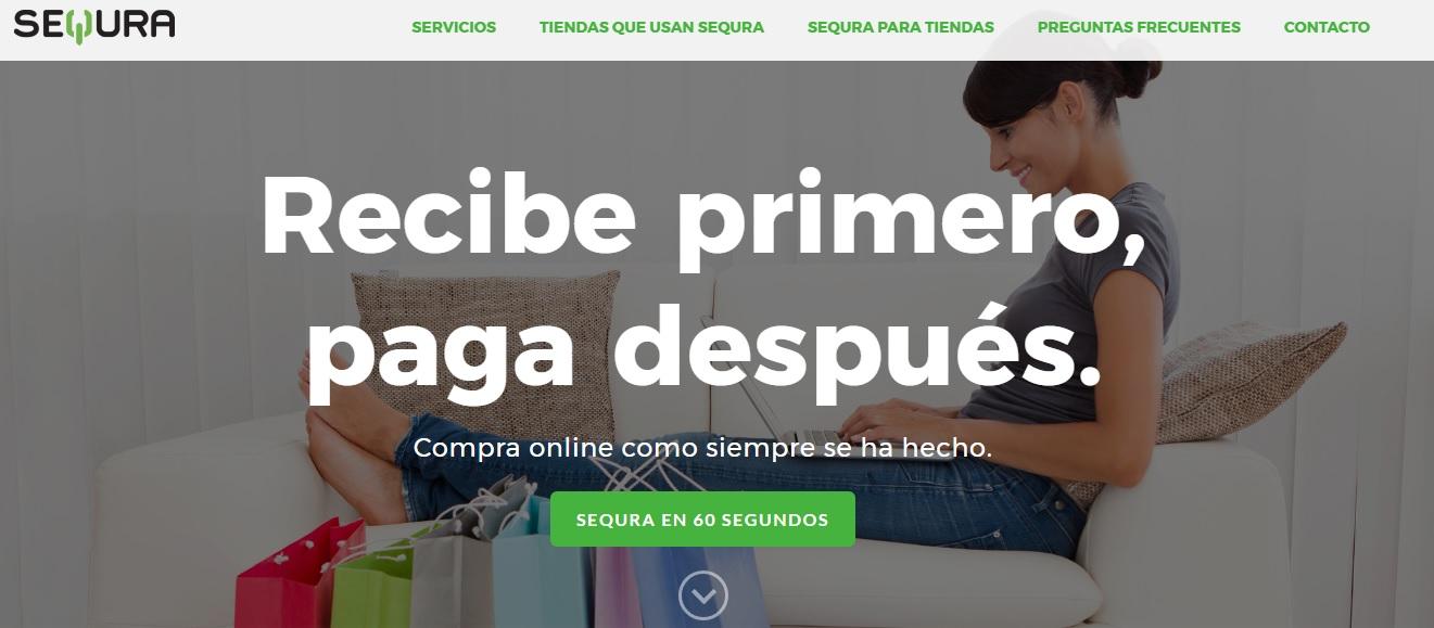 Sequra, plataforma de financiación de eCommerce