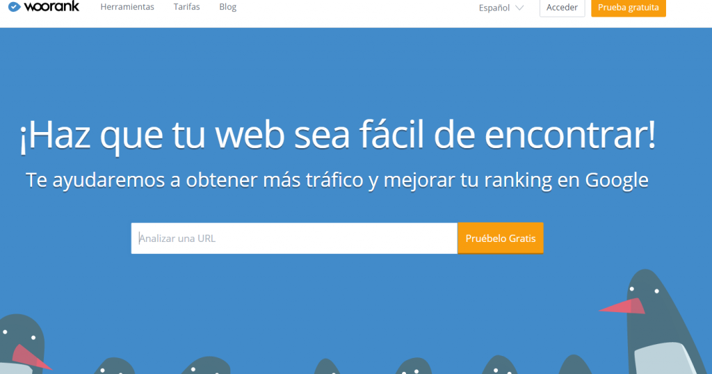 medir la velocidad de carga de una web
