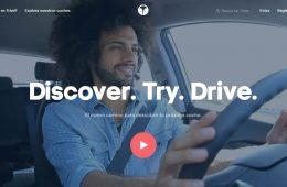 triver, ecommerce de coches online