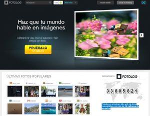 7 redes sociales antiguas: Fotolog