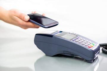 móvil para pagar
