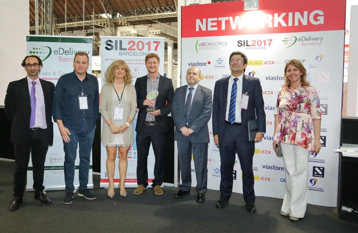 El cierre del SIL 2017 premio edelivery barcelona