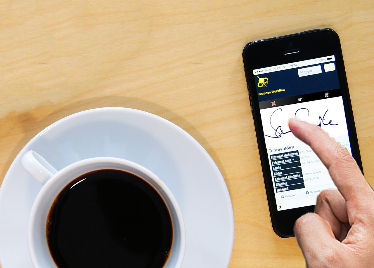10 herramientas para firmar documentos online