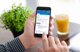 Las acciones en los Mensajes Directos de Twitter