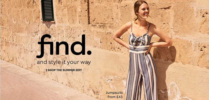 20a4657a77b78 Amazon se fija en el modelo Inditex para su primera marca europea de moda