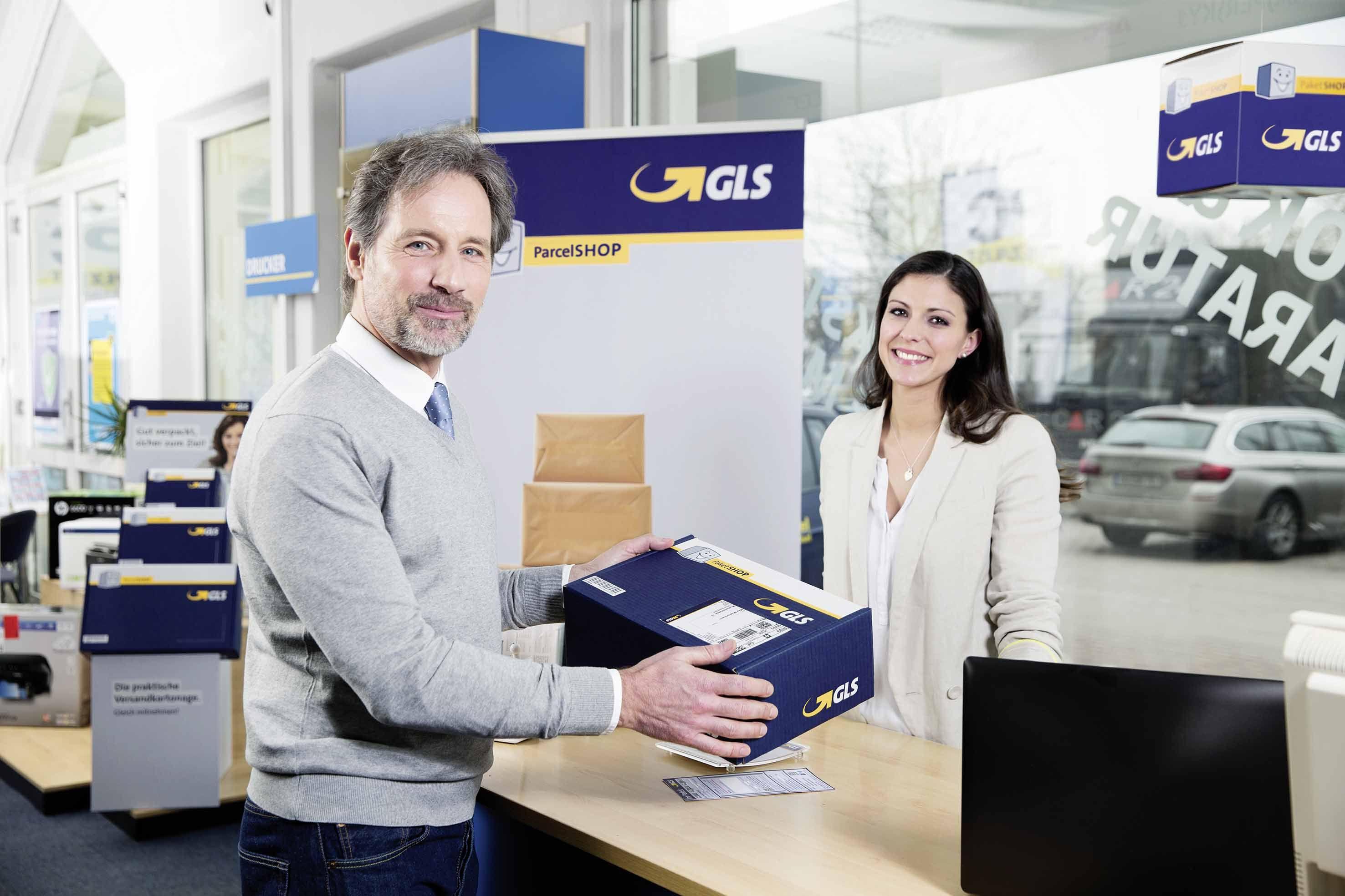 GLS-ParcelShop