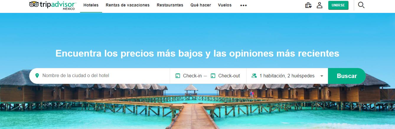 TripAdvisor renueva su app y su web para un más fácil manejo