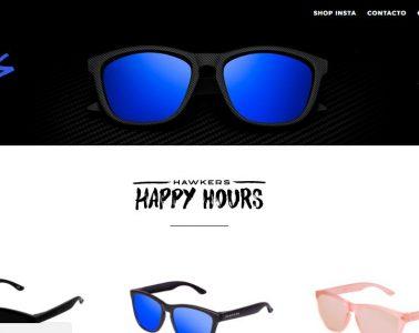 tienda de gafas Hawkers opiniones