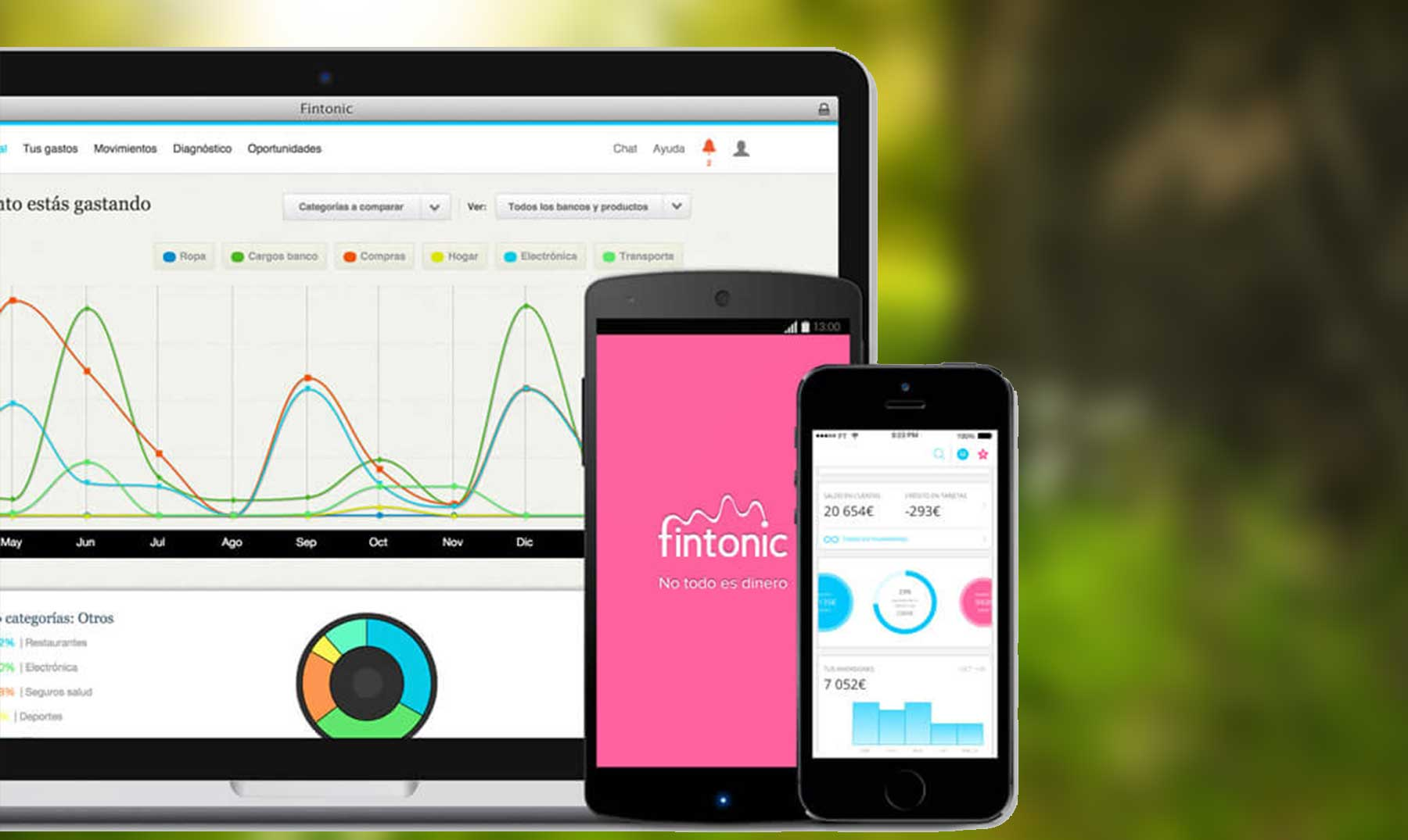 Fintonic levanta 25 millones de euros de financiación para invertir en LATAM/Fintonic financiación