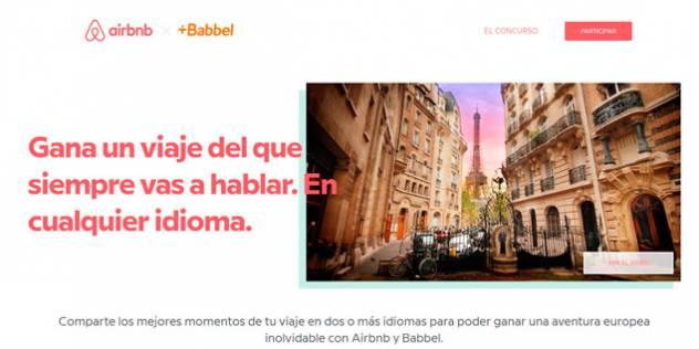 babbel y airbnb