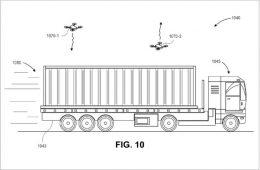 nueva patente de Amazon