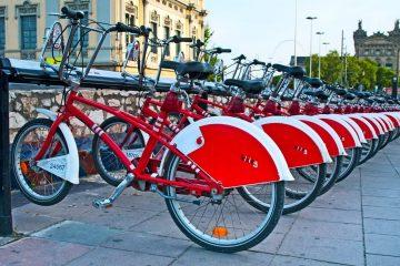 Madrid ocupa el 11° lugar en el ranking de transporte colaborativo en Europa
