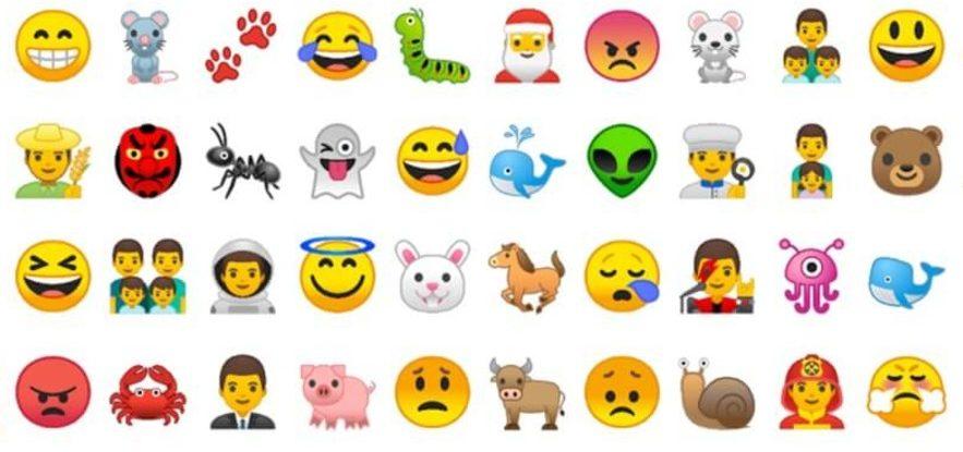 Las 6 grandes novedades que incluye el nuevo Android Oreo Emojis imagen Android