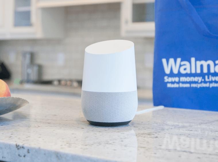 Google y Walmart se alían