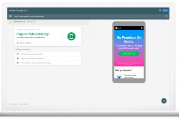 Google lanza una nueva herramienta para crear landing pages adaptadas a móviles