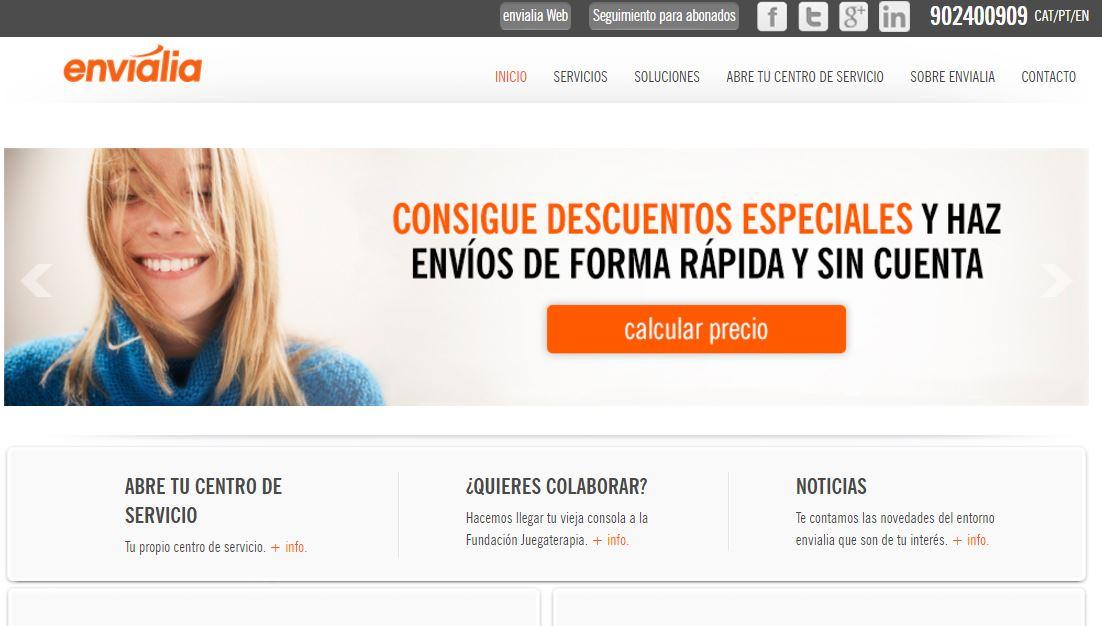 Historia de Envialia, un operador logístico que nace integrando el eCommerce