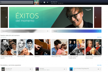 Amazon Music llega a España