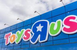 bancarrota de toys'R'US