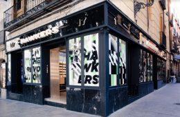 tienda hawkers