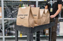 Amazon Prime Now en Singapur