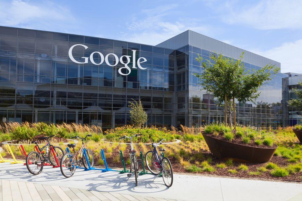 Los empleados de Google Spain