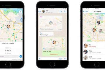 Cómo compartir tu ubicación en WhatsApp en tiempo real
