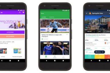 Google te dejará probar apps Android sin descargártelas