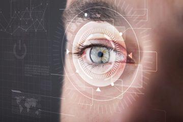 ojo electrónico visión robot