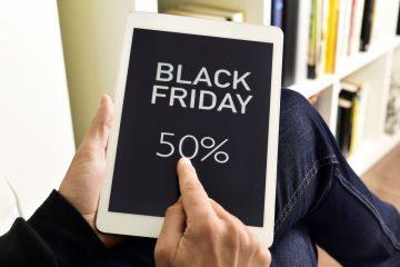 Los españoles destinarán entre 50 y 150 € para comprar en el Black Friday 2017
