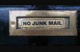 cuenta spam de email