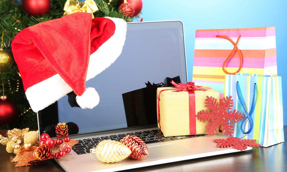 compras online navideñas