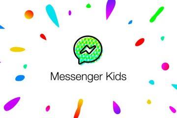 Facebook lanza Messenger Kids