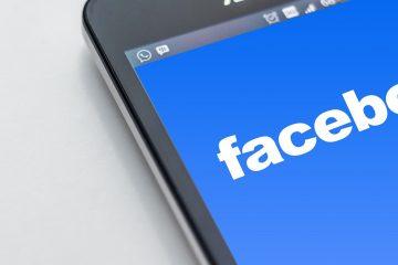 ¿Cuál ha sido el uso de Facebook en 2017?