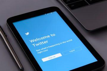 Estudio sobre las tendencias en Twitter en 2017.