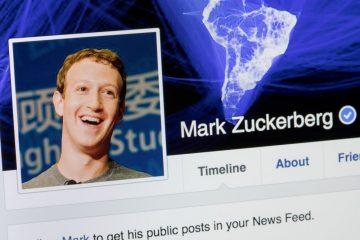 Mark Zuckerberg quiere aprovechar el potencial del blockchain en Facebook