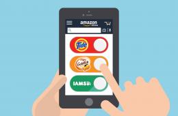 Amazon permitirá integrar dash buttons virtuales en los dispositivos inteligentes de terceros fabricantes